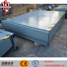 hydraulic container loading mechanical dock leveler ramps lift